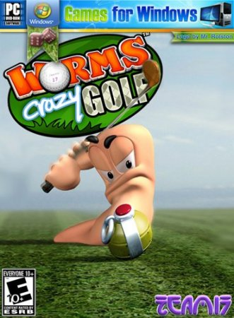 Скачать Worms Crazy Golf