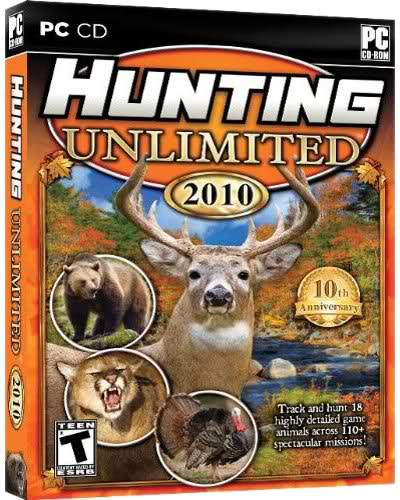 Скачать Hunting Unlimited 2010